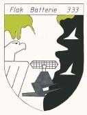 2. Verbandsabzeichen Flak Batterie 333_