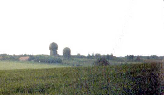 6. Radarstellung Auenhausen - Sommer 1981_
