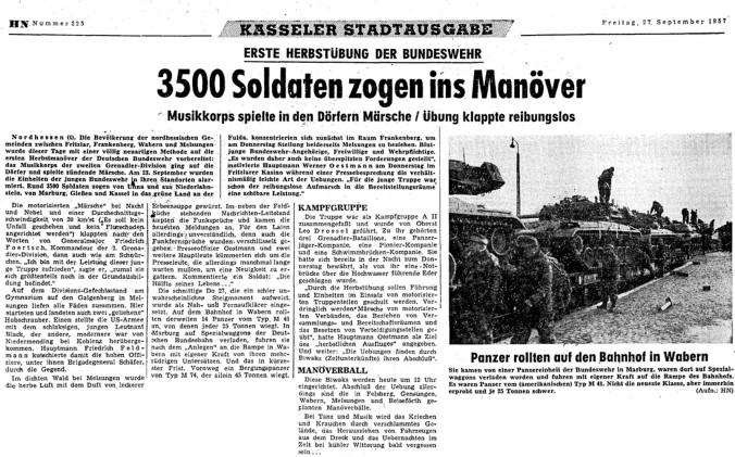 HNA-KSS_1957-09-27_Erste BwHerbstübung