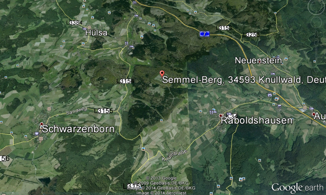 Semmelberg, Knüllwald 01
