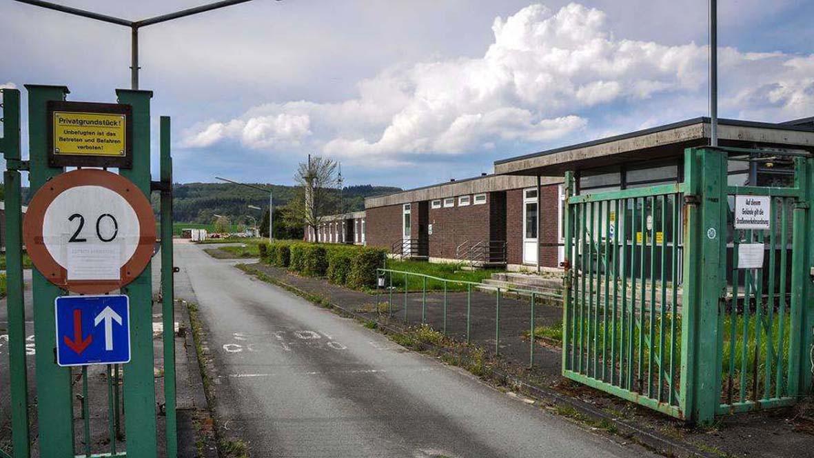 Kaserne Korbach