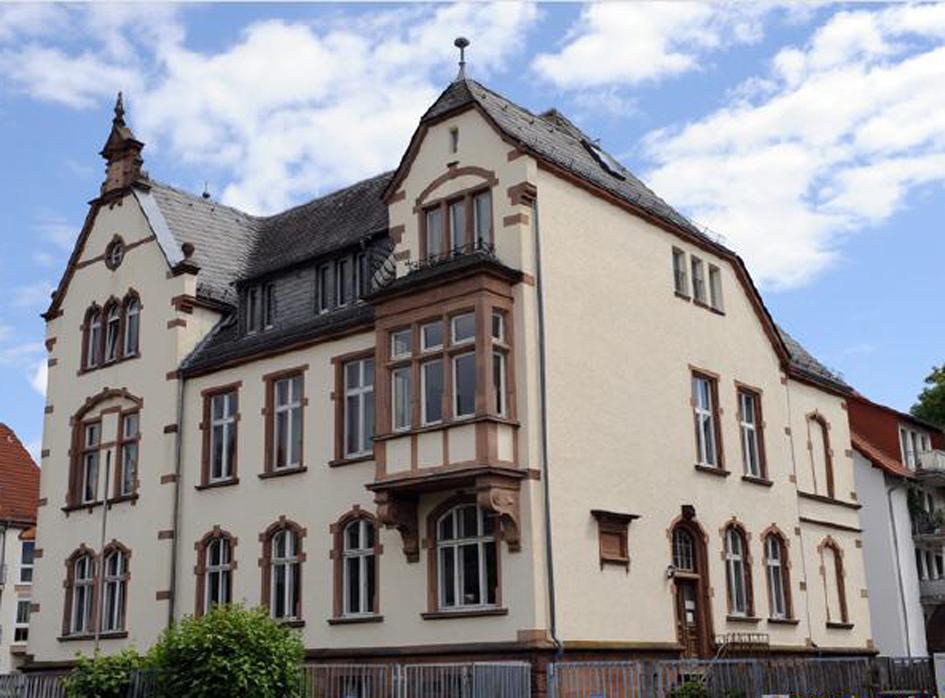 Marburg Jägerkasere StGeb VKK und Fj.jpg