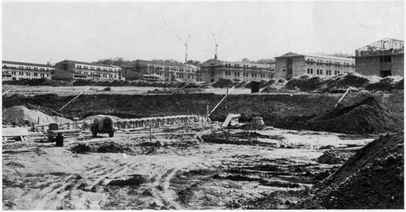 Mengeringhausen Bau Kas auf dem Hagen 1960.jpg
