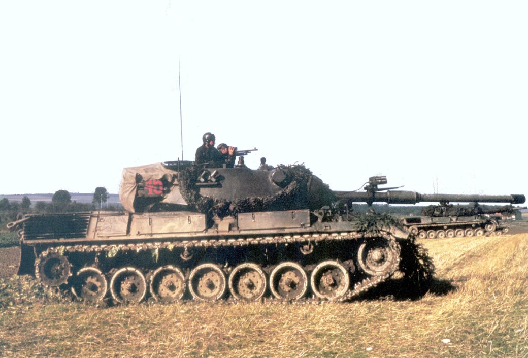 leopard 1 be