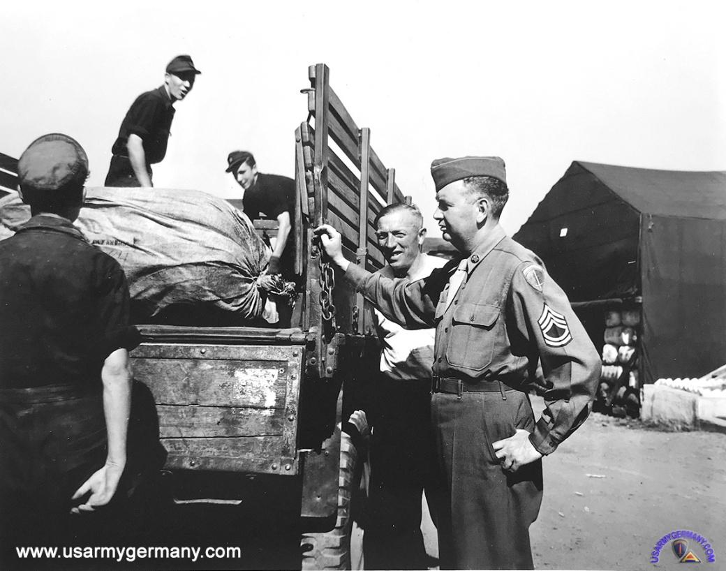 marburg qm class ii and iv depot 1947 a
