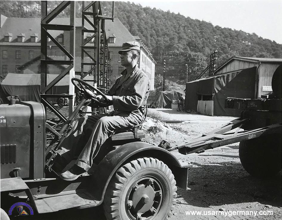 marburg qm class ii and iv depot 1947