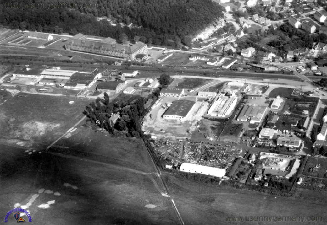 marburg qm rebuild plant 1957