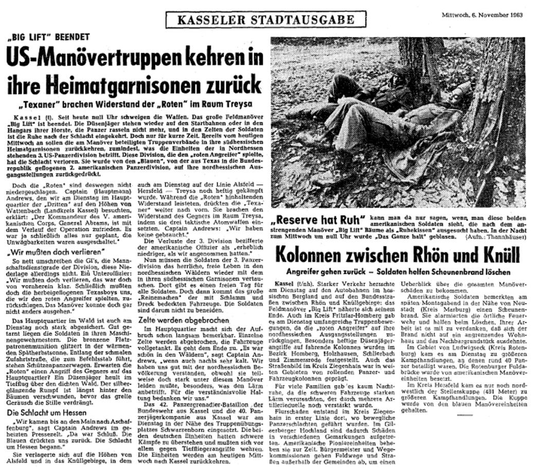BigLift Presse 06.11.63