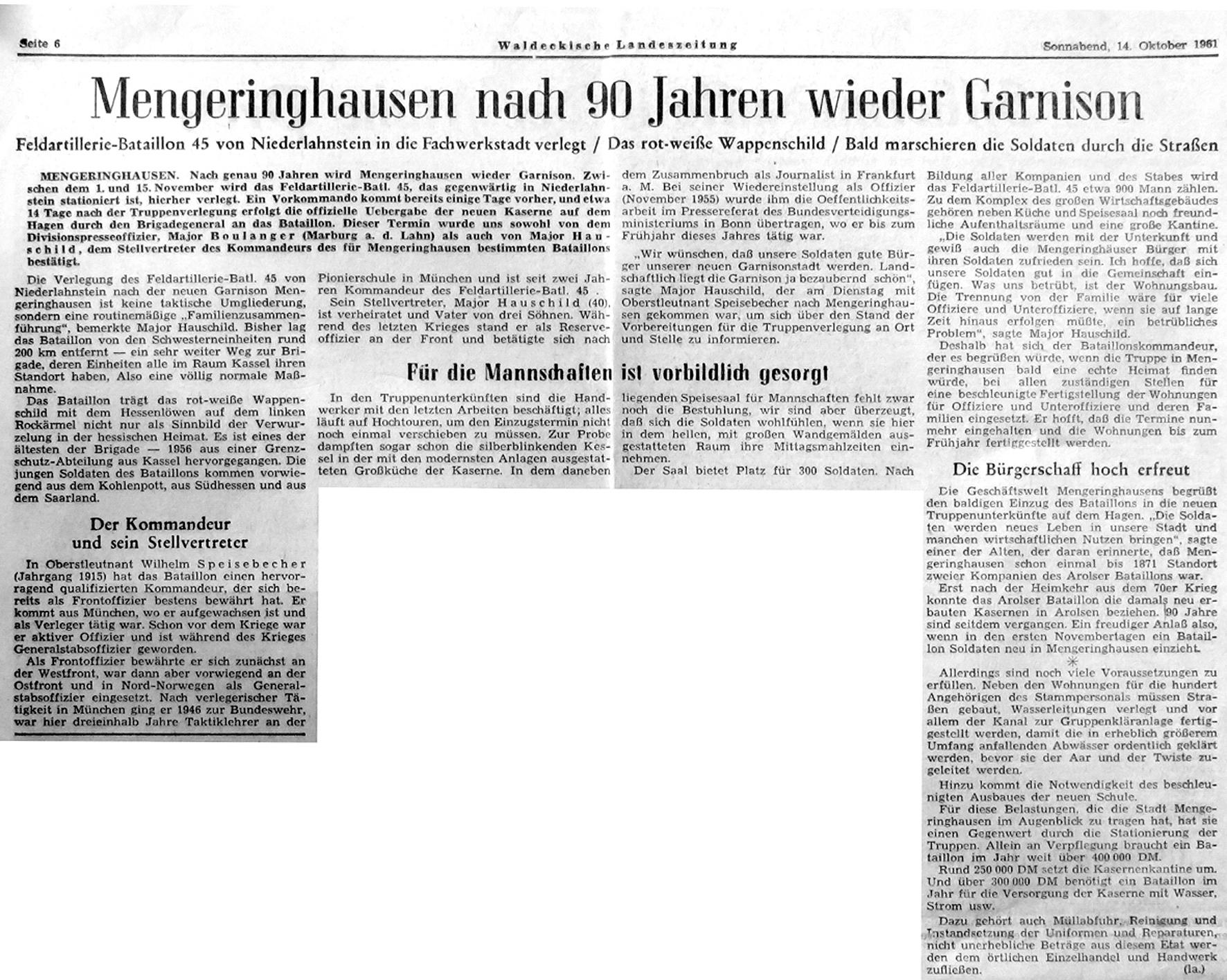 Mengeringhsn Presse 14.10.61