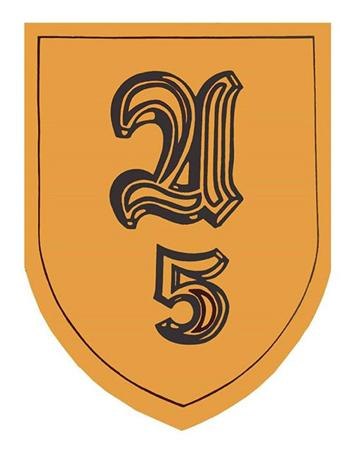 Wappen PzaufklBtl 5